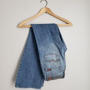 7 For all   Mankind   Boot Cut- 25